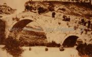 Υπήρχε και εξοχικό κέντρο με όνομα 'Μουαρίφ' που πιθανόν να είναι αυτό που φαίνεται πάνω απο την γέφυρα