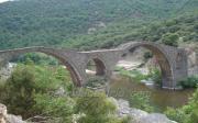 Βυζαντινή Γέφυρα Πολύανθου