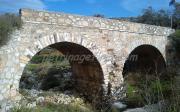 Βυζαντινό Γεφύρι Στο Δρόμο Παροικιάς - Λευκών