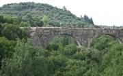Τρίτοξη Τρενογέφυρα στο Γλυκορρίζι