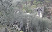 Ρωμαϊκό Υδραγωγείο Στο Χωριό Λάμπου Μύλοι