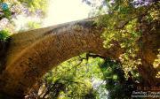 Το γεφύρι πριν την ανακαίνιση (Φωτό: Βασίλης Τσομάκας)