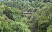 Οδογέφυρο στο Γλυκορρίζι