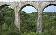 Πεντάτοξη Τρενογέφυρα στο Γλυκορρίζι