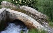 Μικρό Γεφύρι Στο Μουσείο Υδροκίνησης